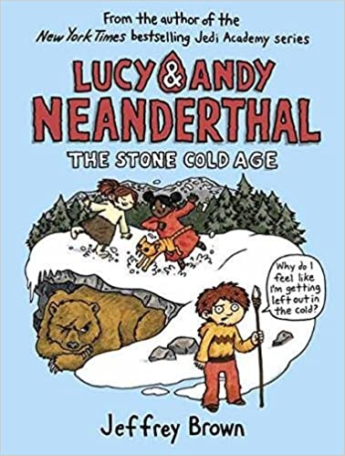 Image result for lucy & andy neanderthal the stone cold age