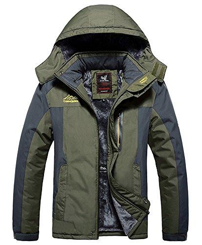Lega Mens Waterproof Jacket Outwear