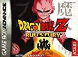 Dragonball Z - Buu's Fury GBA Instruction Booklet (Game Boy Advance Manual Only) (Nintendo Game Boy Advance Manual)