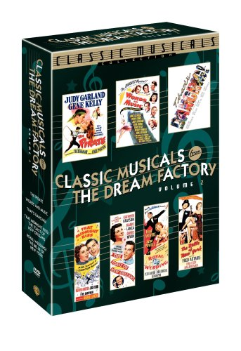 Classic Musicals from the Dream Factory, Volume 2 (The Pirate / Words and Music / That's Dancing / The Belle of New York & Royal Wedding / That Midnight Kiss & The Toast of New Orleans) - Kathryn Cast