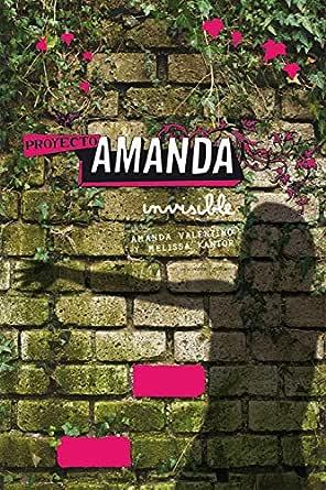 Proyecto Amanda: Invisible eBook: Kantor, Melissa, Kantor, Melissa ...