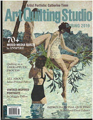 (Art Quilting Magazine Spring 2019)