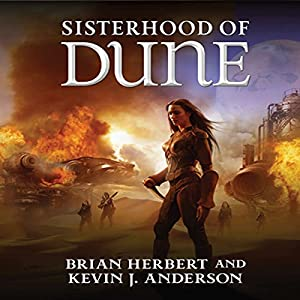 Sisterhood of Dune Audiobook