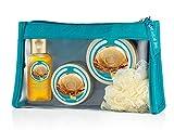 The Body Shop Wild Argan Oil Beauty Bag