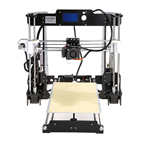Coocheer-3D-Desktop-Printer-35-LCD-Screen-High-Accuracy-Metal-Frame-Modularize-DIY-Kit-Self-assembly-8610590-Printing-Size-with-8GB-SD-card