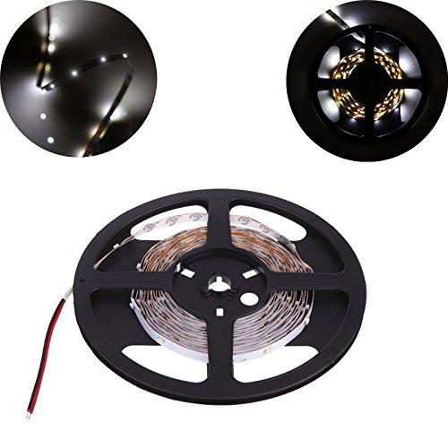 - 5m 150 LED 3528 SMD 12V flexible Stripe light 30 led/m,LED strip, Cool White 2.4W/M b16