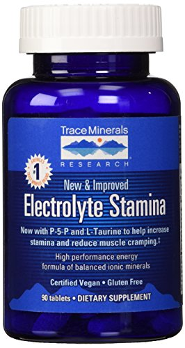 Trace Minerals Electrolyte Stamina 90 Count
