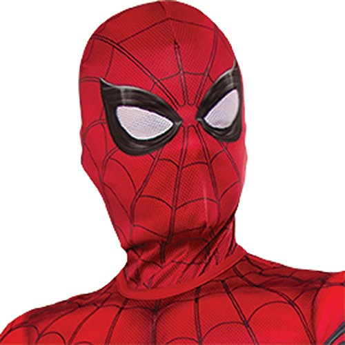 Rubie's Boy's Marvel Superhero Spiderman Child Mask Halloween Costume -