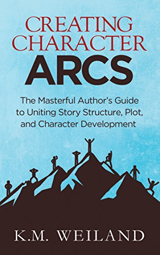 Image result for creating character arcs by K.M Weiland