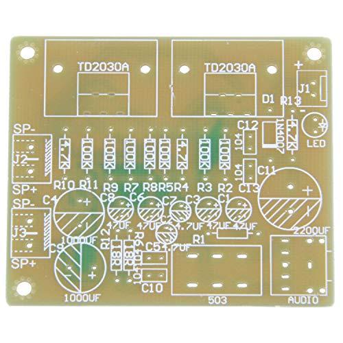 Gaoominy デュアルチャンネルTDA2030AパワーアンプDIYキット Arduinoの為