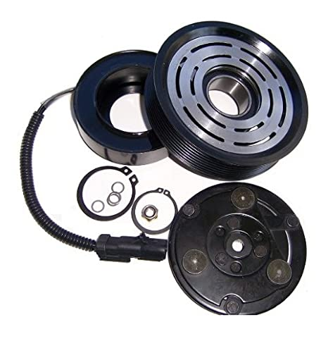 Amazon.com: Ram 1500 AC Compressor Clutch Assembly Replacement for Mopar 4882008 A/C: Automotive