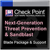 Check Point 730 Next Generation Prevention & SandBlast (NGTX) Blades Package and 2 Year Standard Support (No Hardware Incl.)