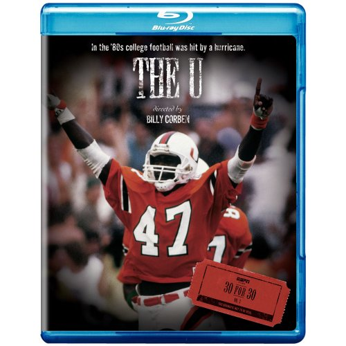 ESPN Films 30 for 30: The U [Blu-ray]