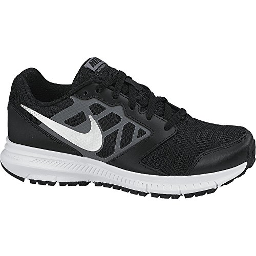 Shoes Metallic Nike 6 Grey Silver White Downshiffter Black Ps Black Black Cool Indoor Unisex Gs Kids' Multisport qB8P1rqn