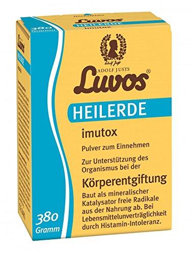 Luvos Heilerde Imutox Pulver, 380 g