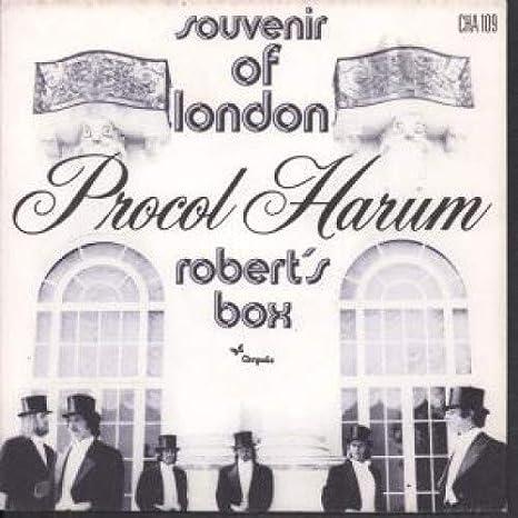 Procol Harum - Souvenir Of London - Amazon.com Music