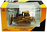 Caterpillar D6T XW Vpat Track-Type Tractor w/ Accugrade GPS, Yellow - Norscot 55197 - 1/50 Scale Diecast Model Toy Car