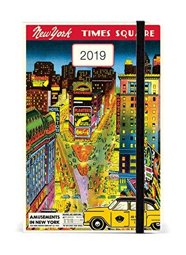 Cavallini Papers & Co., Inc... 2019 New York City - Planificador semanal, Multicolor