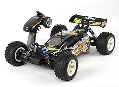 (HobbyKing H-King Rattler 1/8 4WD Buggy V2 (RTR) with 60A)