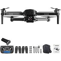 SG908 Drone Gimbal de 3 eixos com câmera 4K 5G GPS WIFI FPV RC QuadcopterBlack3 * baterias (1*battery, Black)