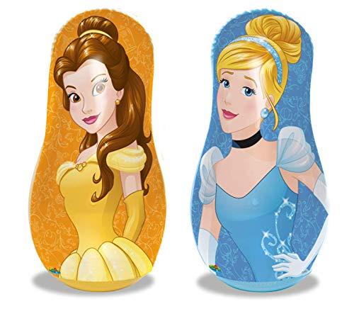 Teimoso Princesa (2 Modelos, Bela e Cinderela), Toyster Brinquedos, Colorido