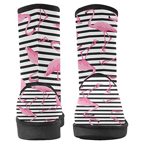 Unique 1 Snow Womens Multi Designed Boots Comfort Winter Boots InterestPrint aR1wgqxx
