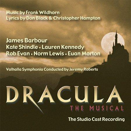 Dracula Musical Recording Various 2014 06 29