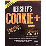 COOKIE + Hershey's Caramel Stand-Up Pouch, Chocolate Caramel, 138g