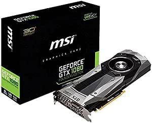 MSI GTX1080 Founders Edition, V801-1289R
