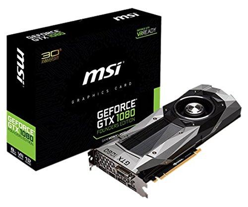 100%本物 MSI MSI NVIDIA Pascalアーキテクチャー採用 GeForce GeForce GTX 1080搭載グラフィックボード GEFORCE FOUNDERS GTX 1080 FOUNDERS EDITION B01FTZEBQE, ar-style:2f96de6c --- ballyshannonshow.com