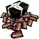 Annabelle's Big Hunk Minis, 0.425 oz Bars in a BlackTie Box (Pack of 20)