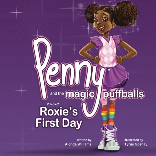 Penny magic puffballs friend Roxie