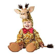 Evelin LEE Halloween Costumes Unisex Baby Boys Girls Dinasour Jumpsuit Costume