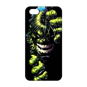 diy zhengCool-benz Unique hulk green giant 3D Phone Case for Ipod Touch 5 5th /