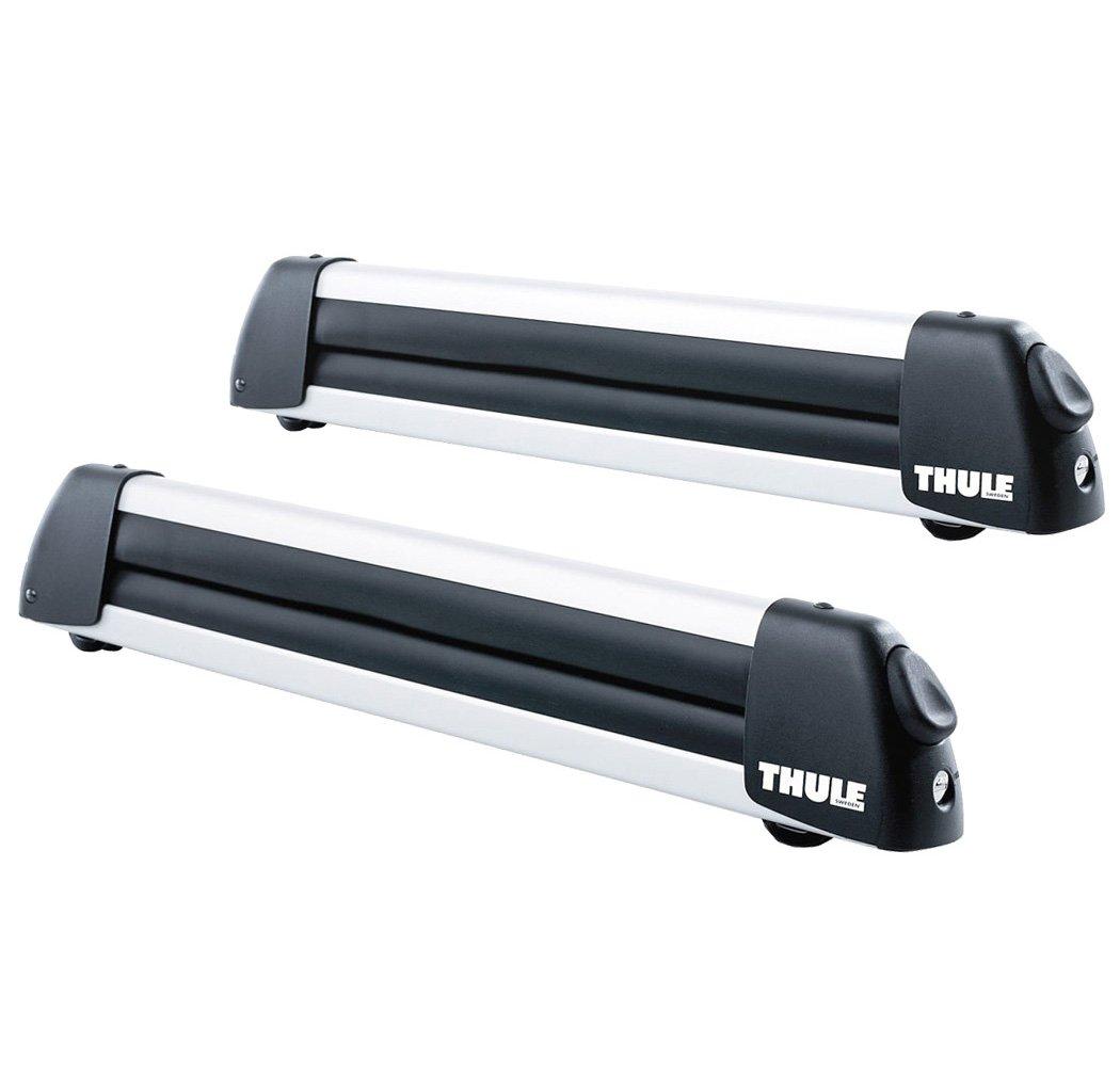 Thule 727000 Porte-skis Deluxe en Aluminium pour 6 paires de Skis TH7270