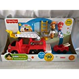 Fisher Price Little People Rescue Rig Gift Set - Target Exclusive