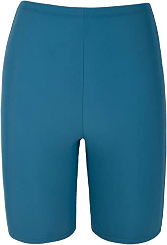 Sport Board Shorts Swimsuit Bottom Skinny Capris Swim Shorts Firpearl Womens UPF50