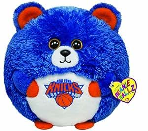 Ty Beanie Ballz New York Knicks-NBA Ballz - Large