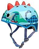 Micro Helmet: 3D Scootersaurus Medium