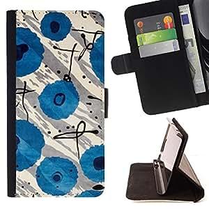 Jordan Colourful Shop - flower white black grey pattern For LG Nexus 5 D820 D821 - Leather Case Absorci???¡¯???€????€????????&c