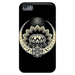 Fashion mobile phone carrying cases Eco-friendly Packaging cases iphone 6 4.7 case 6p - obey lotus