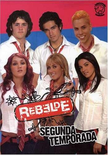 Amazon com: Rebelde-Segunda Temporada: Rebelde: Movies & TV
