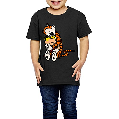 ak79-kids-2-6-years-old-boys-and-girls-calvin-and-hobbes-tiger-hug-tee-shirt-black-size-5-6-toddler