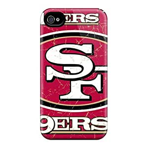 High Quality Luoxunmobile333 San Francisco 49ers Skin Cases Covers Specially Designed For Ipod Touch 5