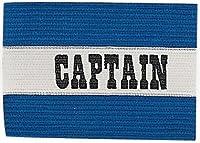 Champion Sports Soccer Captain Arm Bands - Adult Blue