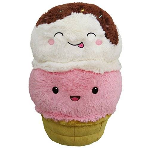 Squishable / Comfort Food Ice Cream Cone Plush - 15