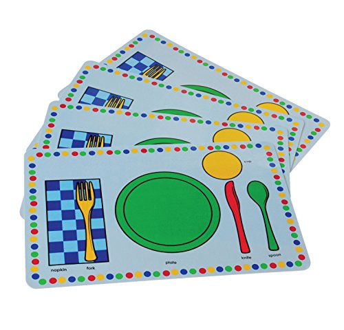 Classroom-Meal-Mats-For-Kids-to-Reinforce-Table-Setting-Skills