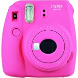 Photo : Fujifilm Instax Mini 9 Instant Camera - Flamingo Pink