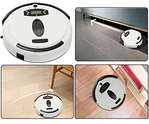 Cleaning Robot Balakie Intelligent Smart Robotic Vacuum