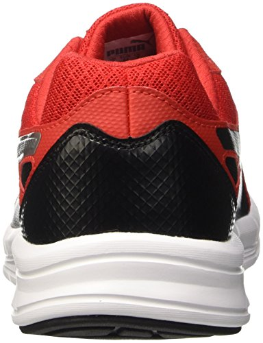 Puma Driver Sneaker-High Risk Red/Argent/Noir 7